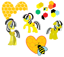 Bumble Sweet Ref by wwizzard