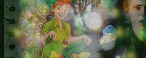 peter pan by Marsova