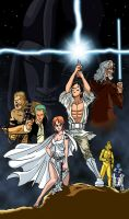 One Piece Wars REDUX by TheSteveYurko