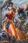 Wonder Woman DCUO by LordWilhelm