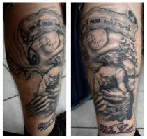 Tattoo 12 by Proklos