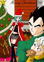 Merry Xmas'09 by dbzsisters