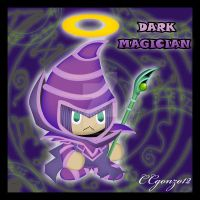 Dark Magician Chao by CCgonzo12