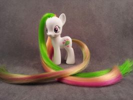 G4 Caribbean Delight - custom pony by hannaliten