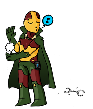 Mr. Miracle by seph-hunter