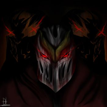 Zed's silent rage by DH264