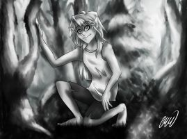 .Forest. by MikiMonster