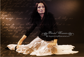 Tarja - 2007 Promo shoot by evilminky666