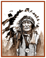CHIEF IRON SHELL-LAKOTA SIOUX by griffinpassant