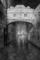 The bridge of sighs by stefangrosjean