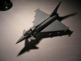 Eurofighter Typhoon by NessunoY59