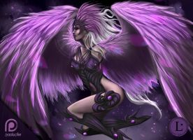 Harpy Queen .nswf optional by LuciferYaoi