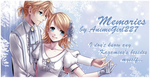 Memories Banner by XxCrystalxTearsxX