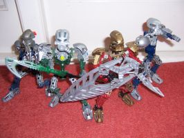 Toa Mangai group by ForceLegacy