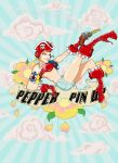 pepper pin up by Palma by PepperProject
