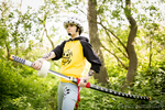 Always ready to fight | Trafalgar Law [Sabaody] V by The-Ly
