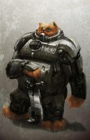 Warcat by MikeZemaitis
