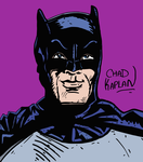 1966 Adam West Batman by LeevanCleefIII