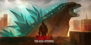 The King Returns by artofrussell