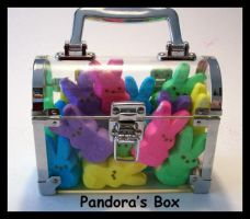 Pandora's Box by phantaz