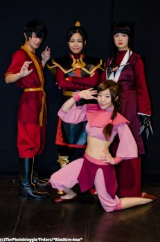 We are Fire Nation! by pri-cos