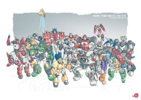 MTMTE Generation One Edition by CWingSyun