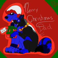 Merry Christmas Dad! by Zs99
