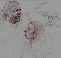 Game of Thrones sketch by Patatat
