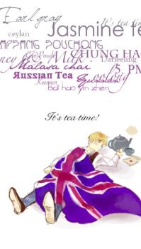 Tea time by Pink-Faction