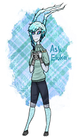 Ask Revamped Eluka by MythsandMonsters