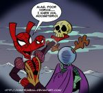 LIID 109: Peter Porker, Spider-Hamlet! by johntrumbull
