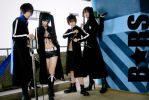 BLACK ROCK SHOOTER by nyappy-p