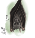 Bat by mouseclaw13