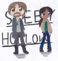 Sleepy Hollow by timelordponygirl