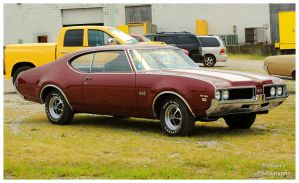 An Oldsmobile 442 W-30 by TheMan268