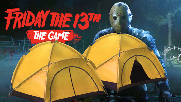 FRIDAY THE 13th - TENT ORIGINAL BONES by Oo-FiL-oO