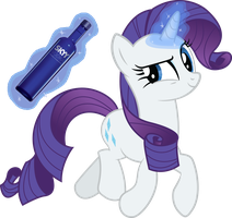 Rarity Wants to Get Wasted by iliekpones