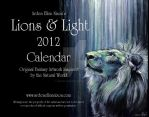 Lions and Light 2012 Calendar by ArdenEllenNixon