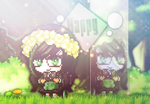 = POSTER ll Happy by iAuliffy