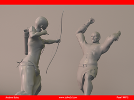 Capstone Pose 1 WIP2 by mr-hobes