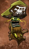 Lechuck coloured by Darkratbat