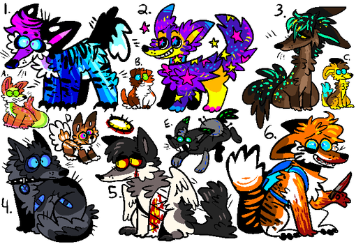 weekly adopts 7 OTA closed by SHOUTMILO