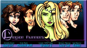Legion Runners by angel-gidget