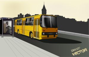 Ikarus Bus by Imperatore34