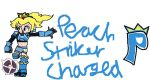 Peach Striker Charged (Blue) by Daracoon911