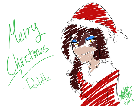 Merry Christmas by RouletteSimone
