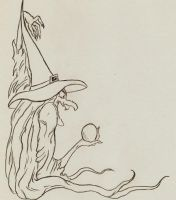 Witch by Tetius