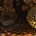 Honeycomb 4 - 4 by Zlain81
