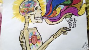 smoke/drugs/colors by kumipanqueque