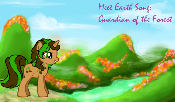Meet Earth Song Background by akiokid